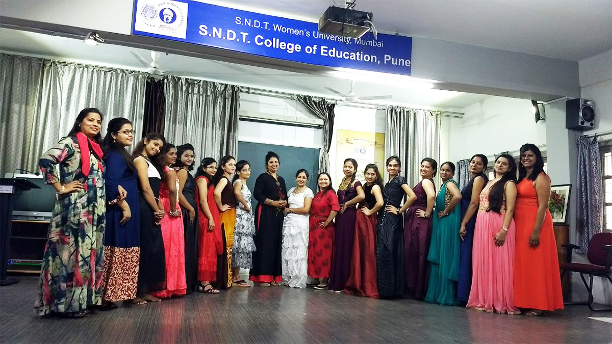 Photo Gallery Sndt College Of Education